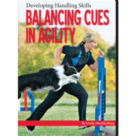 Balancing Cues for Agility