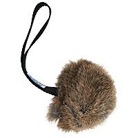 Bestie's Bunny Squeaker Tug